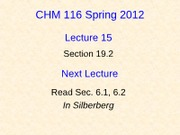 15 CHM116A Lecture 15-Student (revised)
