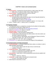 Physics CH.3Notes