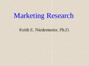 6. Marketing ResearchWC