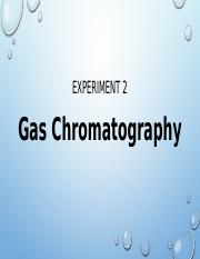 Exp 2 Gas Chromatography.pptx