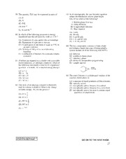 Organic Practice Questions 27