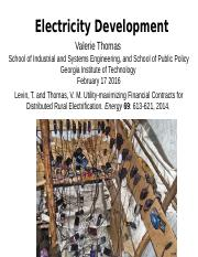 Lecture_6_Electricity_Development_2016_Thomas.ppt