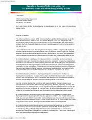 Sample recommendation letter for o1 visa sample recommendation 2 pages o1refletterart spiritdancerdesigns Gallery