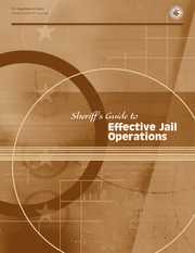 jail operations manual