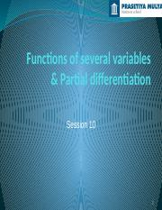 Busmath-session-10-functions of several variables.pptx