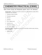 Some Cmmon drying and dehydrating agents used in the laboratory.pdf
