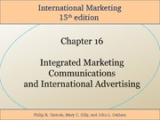 Student_International_Marketing_15th_Edition_Chapter_16