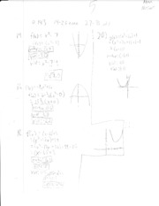 Math Algebra 2 Notes  7