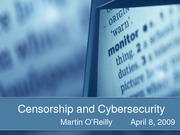 Censorship and Cybersecurity 4-2009-c