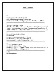 ELCN100_HOMEWORK SOLUTION_Sheet3