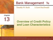 Ch_13_Loan_Policy