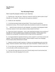 Copy of Peer Reviewing Template - Matthew Levis.pdf