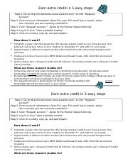 NEW Earn extra credit in 5 easy steps flyer_SHORT.docx