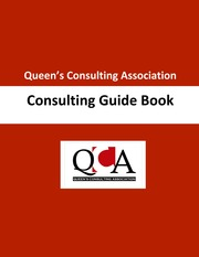 Consulting Guide Book