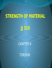 263370340-JJ310-STRENGTH-OF-MATERIAL-Chapter-6-Torsion