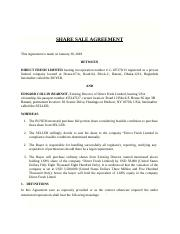 SHARE SALE AGREEMENT.docx