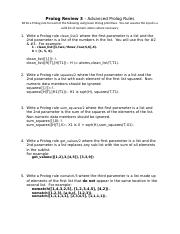 Prolog Review 3 - Advanced Rules.doc