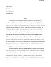 World Masterpieces synthesis essay.docx