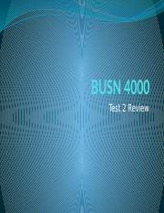BUSN4000_Test2Review.pptx