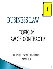 BUS115Jan2017_Topic 04 - Contract 3