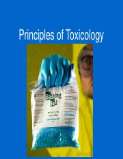 Basic Tox Concepts