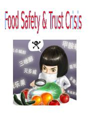 food safety and trust crisis upload