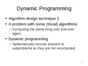 lecture14DynProgramming