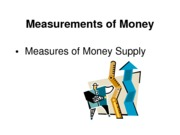 08-Measures of Money