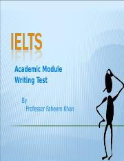 IELTS - How to prepare for writing.ppt