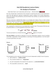 Ch10 ANOVA Many Means Solutions