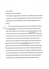 invisible man documents course hero essay invisible man chapt 18 19 analysis