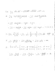Exam 1 Solution Fall 2010 on Calculus 1 for Engineers