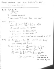 PHYS 2170 HW 13 Solutions