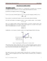 Short Notes on Complex Numbers.pdf
