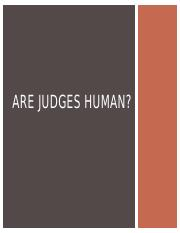3.Are+Judges+Human.pptx