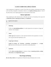 12a Misc-Cloud Computing Applications.docx