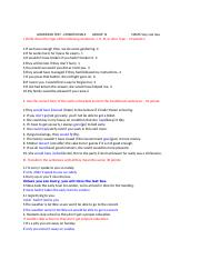 GRAMMAR TEST ON CONDITIONALS group B.docx