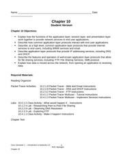 Chapter 10 - Reading Organizer - Student Version - 5.0