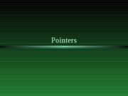 L19pointers