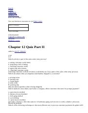 Chapter 12 Quiz Part II Flashcards | Quizlet.html