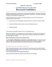 Research Guidelines for Class Assignment-2