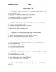 u.s. history regents thematic essay supreme court