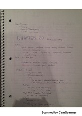 Electrochemistry Information notes