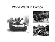 Lecture 10 WWII in Europe pdf version