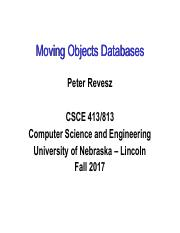 12. Moving Objects Databases.pdf
