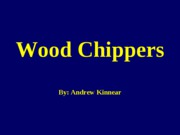 Y48-Wood Chipper -1