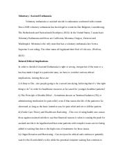 Voluntary Euthanasia CLC draft-2.docx