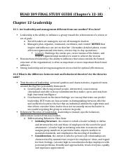 BUAD 309 FINAL STUDY GUIDE.docx