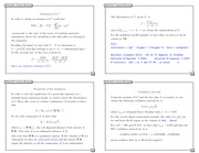 Notes 9 - Multiple Regression