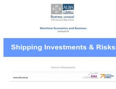 L6 - Shipping Investments and Risks.pdf